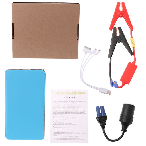 12V 20000mAh Multi-Function Car Jump Starter Power Bank Emergency Charger Booster Battery - PanasiaMarine.Com