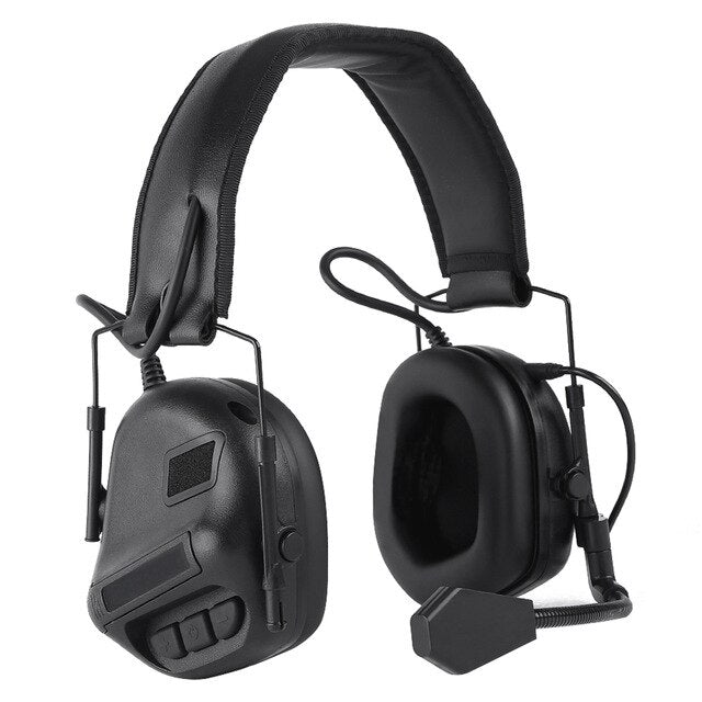 WST Gen.5 Wear Type Communication Noise Canceling Waterproof Headphones Sound Pickup Airsoft Headset Tactical Accessories - PanasiaMarine.Com