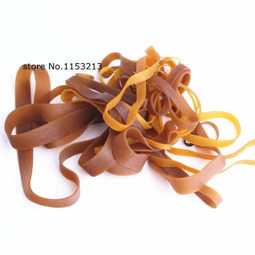 320*10mm 90 pcs Elastic Rubber Band Natural Rubber Ring Apron Latex Ring Sealing Belay Packaging Resistance To High Temperature - PanasiaMarine.Com