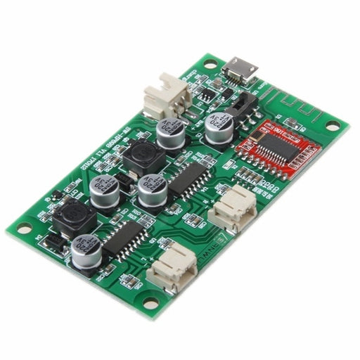 1PC HF69B 6W+6W Dual Channel Stereo bluetooth Speaker Amplifier Board Power Lithium Battery With Power Charging Management - PanasiaMarine.Com