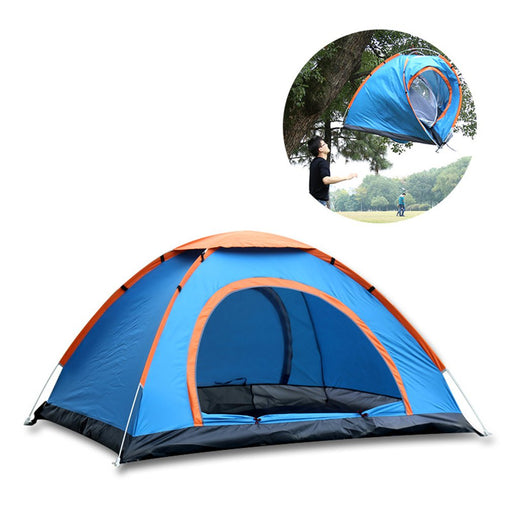 Outdoor  camping  automatic tents throwing pop up  hiking tent waterproof large family tents Ultralight Instant Shade - PanasiaMarine.Com