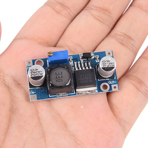 1Pcs XL6009 DC Adjustable Step Up Boost Power Converter Module Replace Power Supply Module Dc-dc Boost Converter - PanasiaMarine.Com