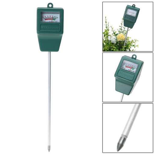 Digital Tester PH3.0 - 10.0 PH of Soil PH Meter Digital Analyzer Detector Tester Plants Acidity Moisture Measurement tool - PanasiaMarine.Com