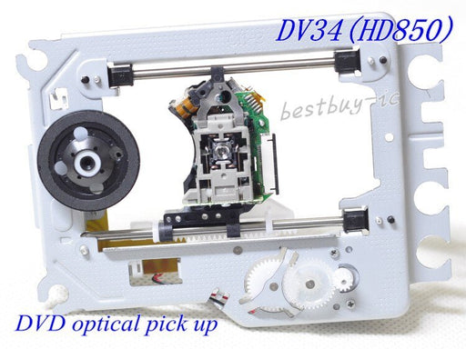Free shipping SF-HD850 EP-HD850 Optical Pickup with DV34 mechanism SFHD850 / HD850 for DVD player laser head - PanasiaMarine.Com