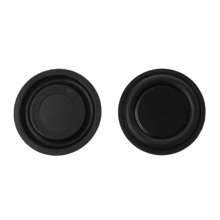 1 Pair 40mm/30mm/45mm/50mm/62mm Passive Radiator Subwoofer Speaker Vibration Membrane Bass Rubber Woofers - PanasiaMarine.Com
