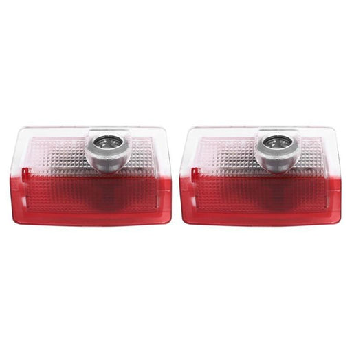 2x LED Car Door Projector Courtesy Lights Ghost Shadow Lamps for E Class Car-styling Car Interior Lamp Light - PanasiaMarine.Com
