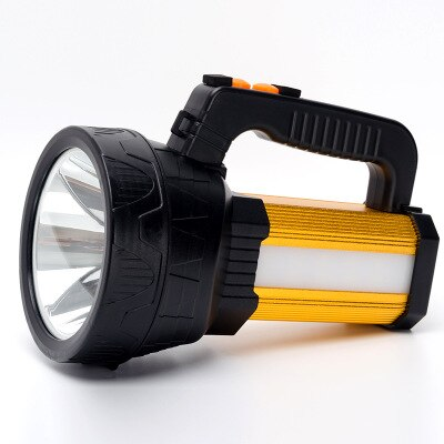 Outdoor Searching Lamp Portable 160W Super Bright Led Flashlight Handhold Camping Spotlight Emergency Night Light Fishing - PanasiaMarine.Com