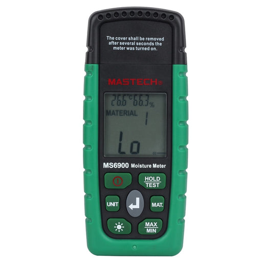 Digital Wood Moisture Meter Humidity Tester Wood Lumber Concrete Buildings Temperature Humidity Meter Timber Moisture Analyzer - PanasiaMarine.Com