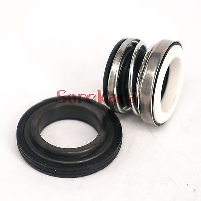 12mm Inner Diameter Water Pump Mechanical shaft seal Single Coil Spring for Self-priming pump T-103 - PanasiaMarine.Com