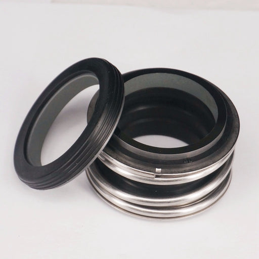 12/14/15/16/17/18/20/22/24/25mm ID Mechanical Water Pump Shaft Seal Single Coil Spring Silicon Carbide vs Silicon Carbide NBR - PanasiaMarine.Com