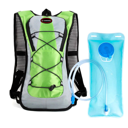 Sports Hydration Pack Backpack for Hiking Running Cycling with 2-Liter Water Bladder - PanasiaMarine.Com