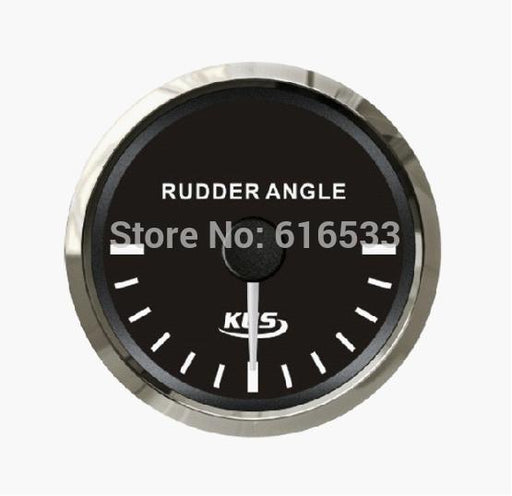 D85mm rudder angle gauge 0-190 ohm for marine car truck fishing boat yatch motorcycle instrument parts - PanasiaMarine.Com