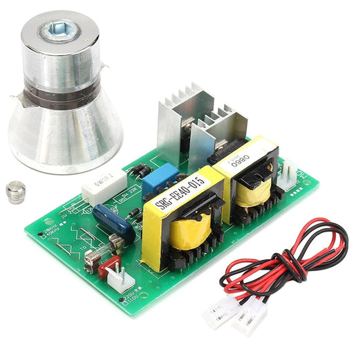 100w 28khz Ultrasonic Cleaning Transducer Cleaner High Performance +Power Driver Board 220vac Ultrasonic Cleaner Parts - PanasiaMarine.Com