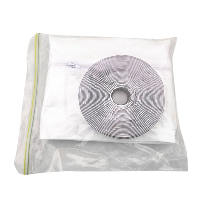 Air Lock Window Seal Plate 400cm Portable Flexible Cloth Sealing Plate Soft Cloth for Mobile Air-Conditioning Units - PanasiaMarine.Com