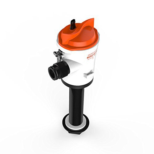 Livewell Baitwell Pumps 12V 800GPH 4.0A Submersible Cartridge Boat Bilge Pump - PanasiaMarine.Com