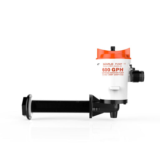 Hot Sale SEAFLO Livewell Pumps 600 GPH 12V Bilge Pumps for Marine RV - PanasiaMarine.Com