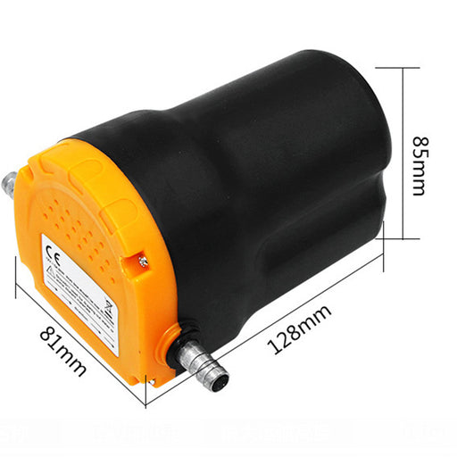 DC 12V/24V 60W Oil/crude Oil Fluid Sump Extractor Scavenge Exchange Transfer Pump Car Boat Motorbike Suction Transfer Pumps - PanasiaMarine.Com