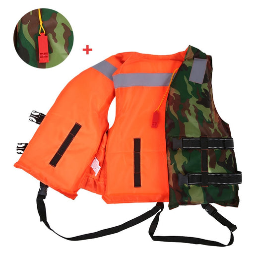 Lixada Adult Life Vest Boating Kayaking  Jacket Flotation Life Coat Safety Survival Suit Swimming Drifting Fishing Water Sports - PanasiaMarine.Com