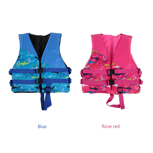 #Life Vest For 6-20KG Children Kids Life Survival Jacket Flotation Device Boating Surfing Safe Coat Swimming Drifting Life Vests - PanasiaMarine.Com