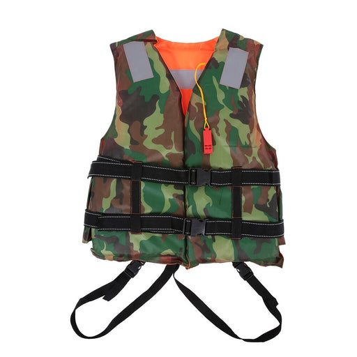 #Lixada Adult Life Vest Life Vests Jacket Flotation Life Coat Jackets Safety Survival Suit Water Sport Swimming Drifting Fishing - PanasiaMarine.Com