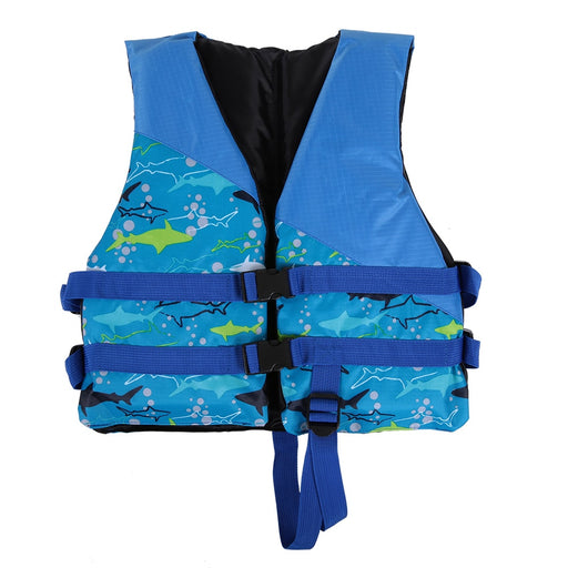 Life Vest For 6-20KG Children Kids Life Survival Jacket Aid Flotation Device Boating Surfing Coat Swimming Drifting Life Vests - PanasiaMarine.Com