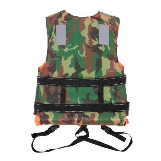 Lixada Adult Life Vest Life Vests Jacket Flotation Life Coat Jackets Safety Survival Suit Water Sport Swimming Drifting Fishing - PanasiaMarine.Com