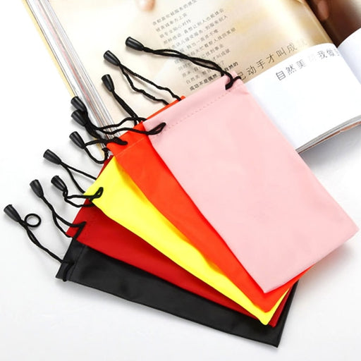 1PC Waterproof Drawstring Pouch Bag Case For Sunglass Glasses Cellphone MP3 Camera - PanasiaMarine.Com