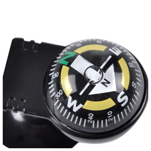 Hot New Car Vehicle Floating Ball Magnetic Navigation Compass Black - PanasiaMarine.Com