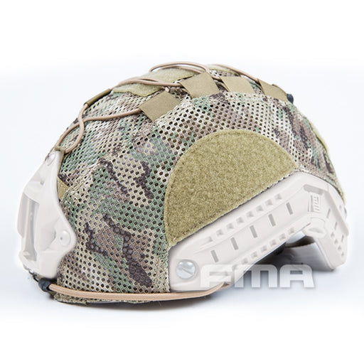 FMA Tactical Ballistic Helmet Cover Hunting Airsoft Gear Sports Headwear Camo Helmet Accessories Multicam 1310 - PanasiaMarine.Com