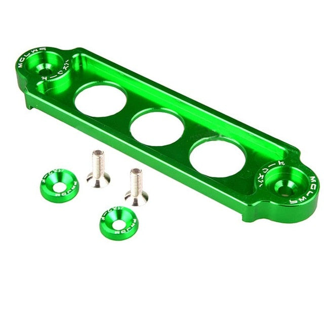 Car Racing Battery Tie Down Hold Bracket Lock Anodized for JDM Honda Civic/CRX 88-00 Car Accessory   DXY88 - PanasiaMarine.Com