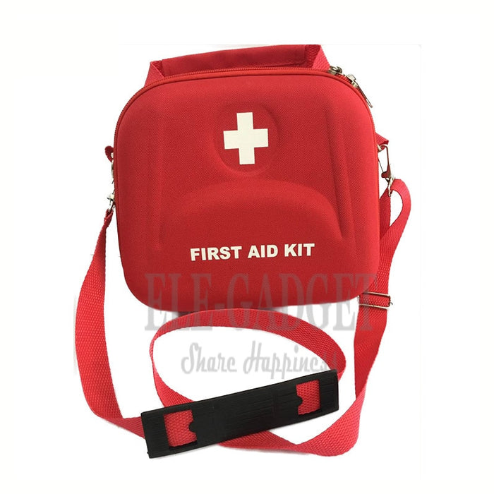 High Quality Home Portable Waterproof First Aid Kit Red EVA Bag For Family Or Travel Emergency Medical Treatment - PanasiaMarine.Com