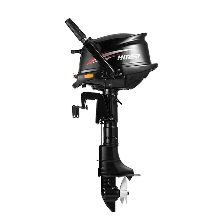 Hidea  Boat Motors Short Shaft  4 Stroke 5HP  Outboard Motors For Sale - PanasiaMarine.Com