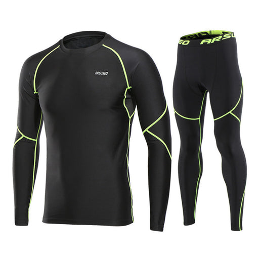 Men Winter Sports Cycling Base Layers Thermal Underwear Men For Ski/Hiking/Snowboard - PanasiaMarine.Com