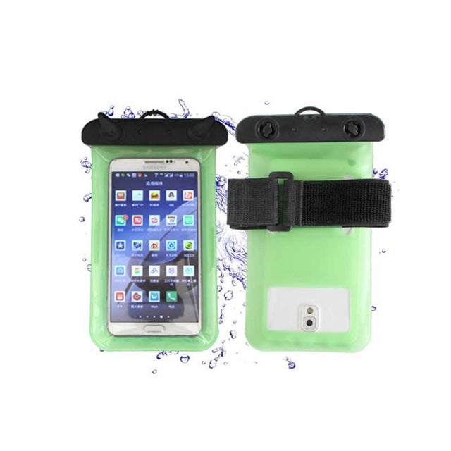Swimming waterproof Storage package Outdoor Sea vacation Universal Waterproof Case Mobile Phone Bags with Strap Dry Pouch - PanasiaMarine.Com