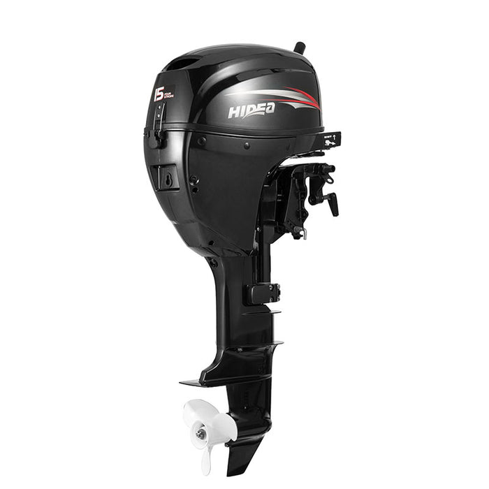 Hidea  Boat Engine  4 Stroke 15HP  Long Shaft  Electric start Outboard Motor For Sale - PanasiaMarine.Com