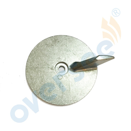 Anode Trim Tab Zinc 664-45371-00 For Yamaha Outboard Motors 664-45371 25-30-40-50 HP Outboard - PanasiaMarine.Com
