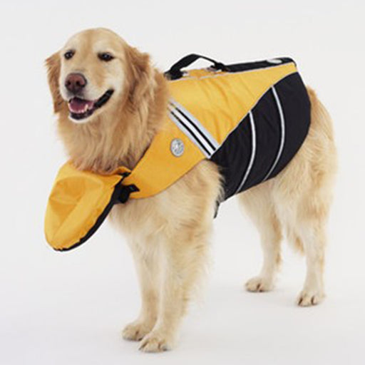 Pet Safety Clothes Vests For Dog Coat Flotation Dog Life Jacket Aid Buoyancy Swimming  Safety Vest For Small Big Dog Supplies - PanasiaMarine.Com