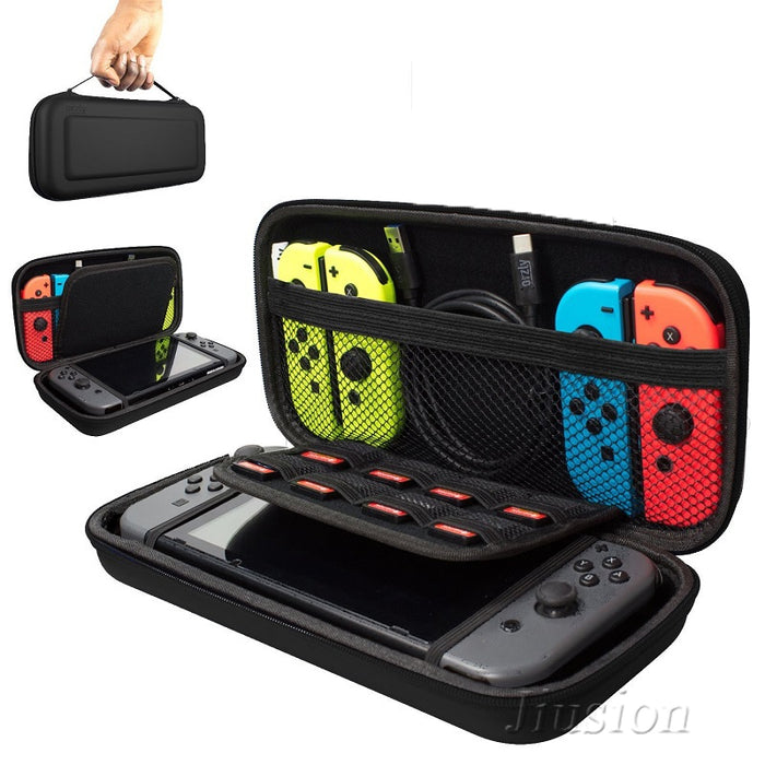 Portable Hard Shell Case for Nintend Switch Water-resistent EVA Carrying Storage Bag for Nitendo switch NS Console Accessories - PanasiaMarine.Com
