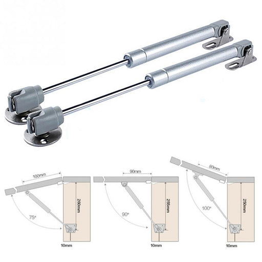 40-150N/4-15KG Hydraulic Hinges Door Lift Support for Kitchen Cabinet Pneumatic Gas Spring for Wood Furniture Hardware Wholesale - PanasiaMarine.Com