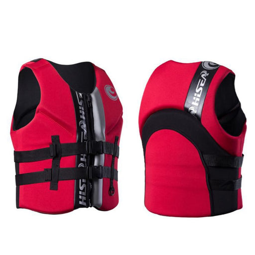 Neoprene Professional Active Life Jacket Vests Adults/Youth Women/Men for Fishing/Rafting/Surfing/Sailing/Drifting/Swimming DDO - PanasiaMarine.Com