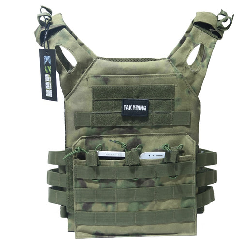 Hunting Tactical Accessoris Body Armor JPC Plate Carrier Vest Mag Chest Rig Airsoft Paintball Gear Loading Bear Vests Camouflage - PanasiaMarine.Com
