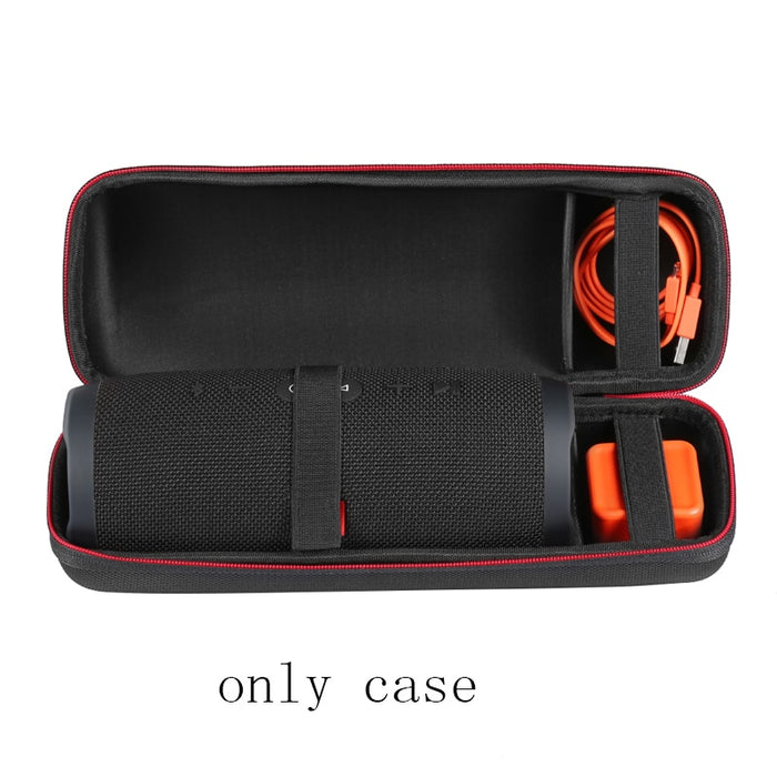 EVA Hard Case Travel Protective Wireless Bluetooth Speakers Cases For for JBL charge3 charge 3 Extra Space (ONLY CASE) - PanasiaMarine.Com