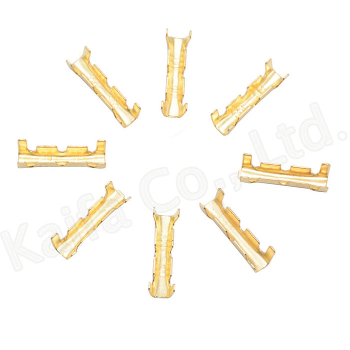 100pcs/lot  453 U-shaped terminal tab cold inserts connectors cold terminal small teeth fascia  terminal,0.5-1.5mm2 - PanasiaMarine.Com