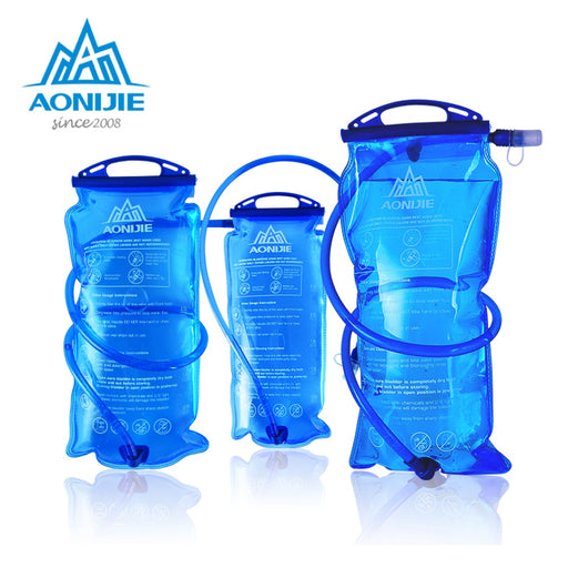 AONIJIE SD12 Water Reservoir Water Bladder Hydration Pack Storage Bag BPA Free - 1L 1.5L 2L 3L Running Hydration Vest Backpack - PanasiaMarine.Com