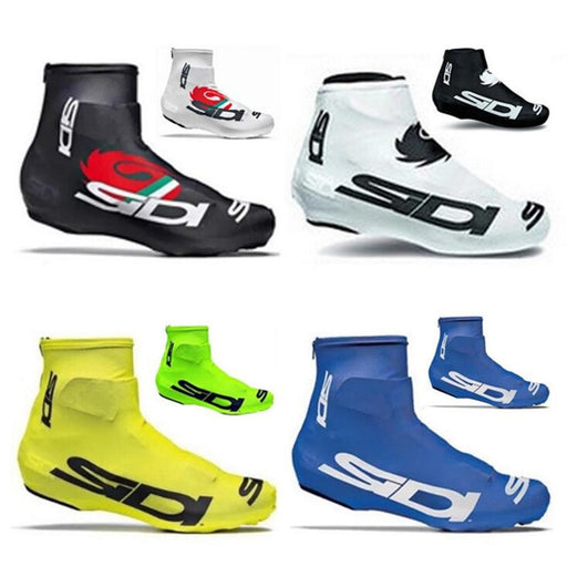CKAHSBI Unisex Dustproof Cycling Overshoes Bicycle Cycling Overshoes Shoe Cover MTB Bike Shoes Cover Sports Accessories Cover - PanasiaMarine.Com