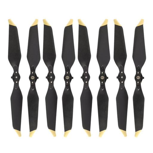 4 Pairs Propellers CW CCW 8331 Replacement Blades Props Propellers for DJI Mavic Pro Platinum RC Drone Low-Noise Quick-Release - PanasiaMarine.Com
