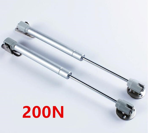 2018 New 200N Furniture Hinge Kitchen Cabinet Door Lift Pneumatic Support Hydraulic Gas Spring Stay Hold Pneumatic hardware - PanasiaMarine.Com