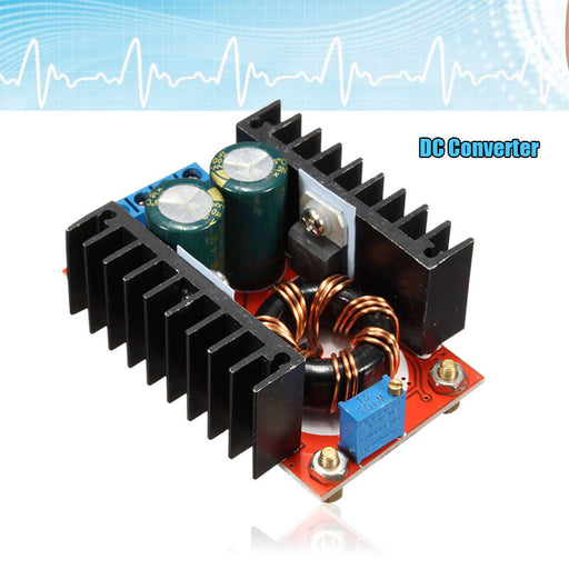 150W 6A Adjustable DC Boost Converter Step Up 10-32V to 12-35V  Voltage Charger Module Power Supply Inverters Converter - PanasiaMarine.Com