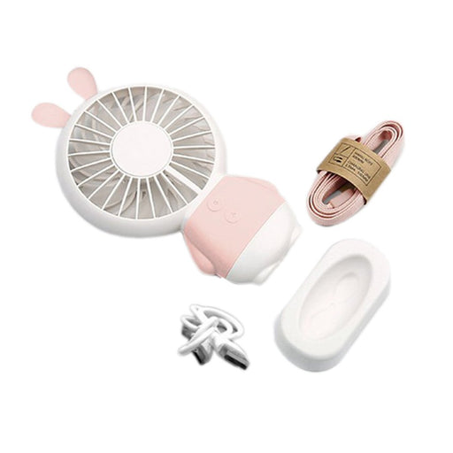 Rotation Summer Cooling Fan USB Power Travel Tabletop Fan Cooler Desktop Personal Fan for Office DROPSHIPPING - PanasiaMarine.Com