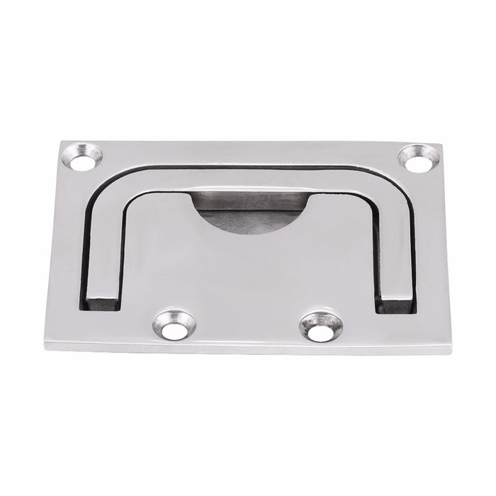 Boat 316 Stainless Steel Flush Hatch Locker for Marine Yacht - PanasiaMarine.Com